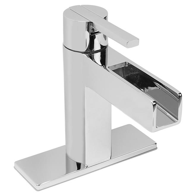 https www rona ca en pfister vega bathroom faucet 1 handle 4 chrome lf042vgcc 56305222