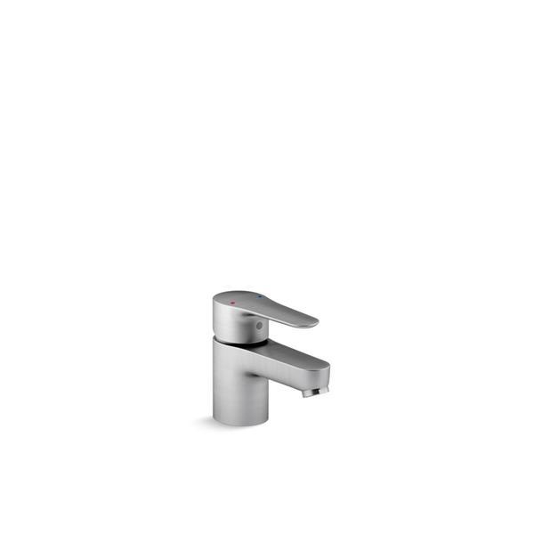 kohler july single handle bathroom sink faucet