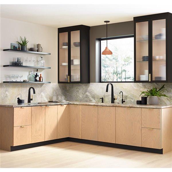moen nio pulldown kitchen faucet 1 handle 1 5 gpm matte black