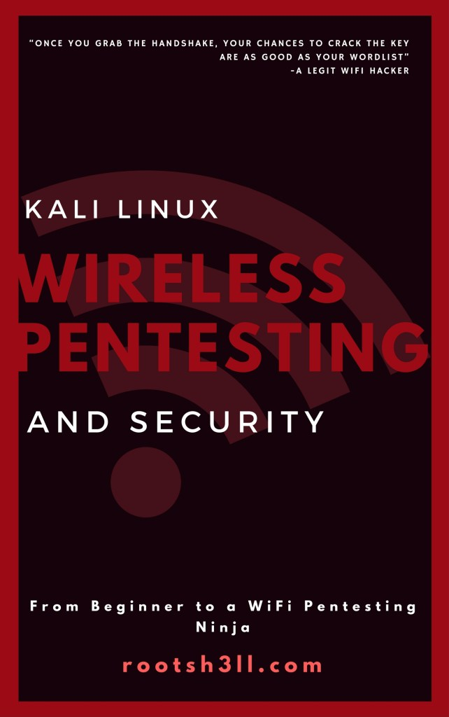 Kali Linux WiFi Security and Pentesting eBook
