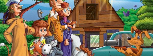Дядя Федор, пес и кот краткое содержание (Успенский Эдуард ...