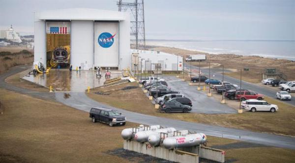 Rocket With Classified Payloads Launches From Eastern ...