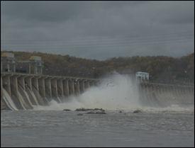 See Video: Conowingo Dam Opens Flood Gates; | WBAL Radio ...