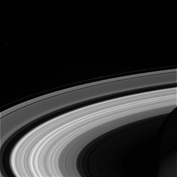 The Latest: NASA's Cassini spacecraft burns up over Saturn ...