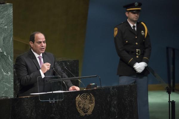 APNewsBreak: US report says Egypt falls short on rights ...