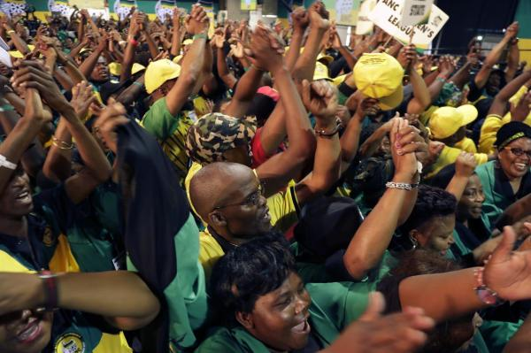 South Africa ruling party's fight for its future kicks off ...
