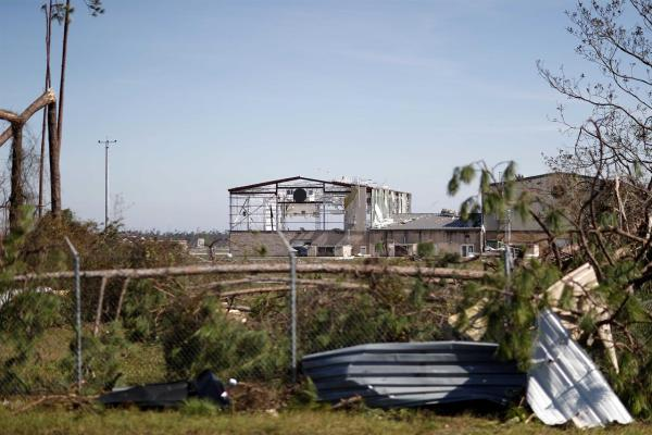 Tyndall Air Force Base sustains 'catastrophic' damage ...