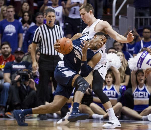 No. 6 Nevada rallies late to beat Grand Canyon 74-66   AM ...