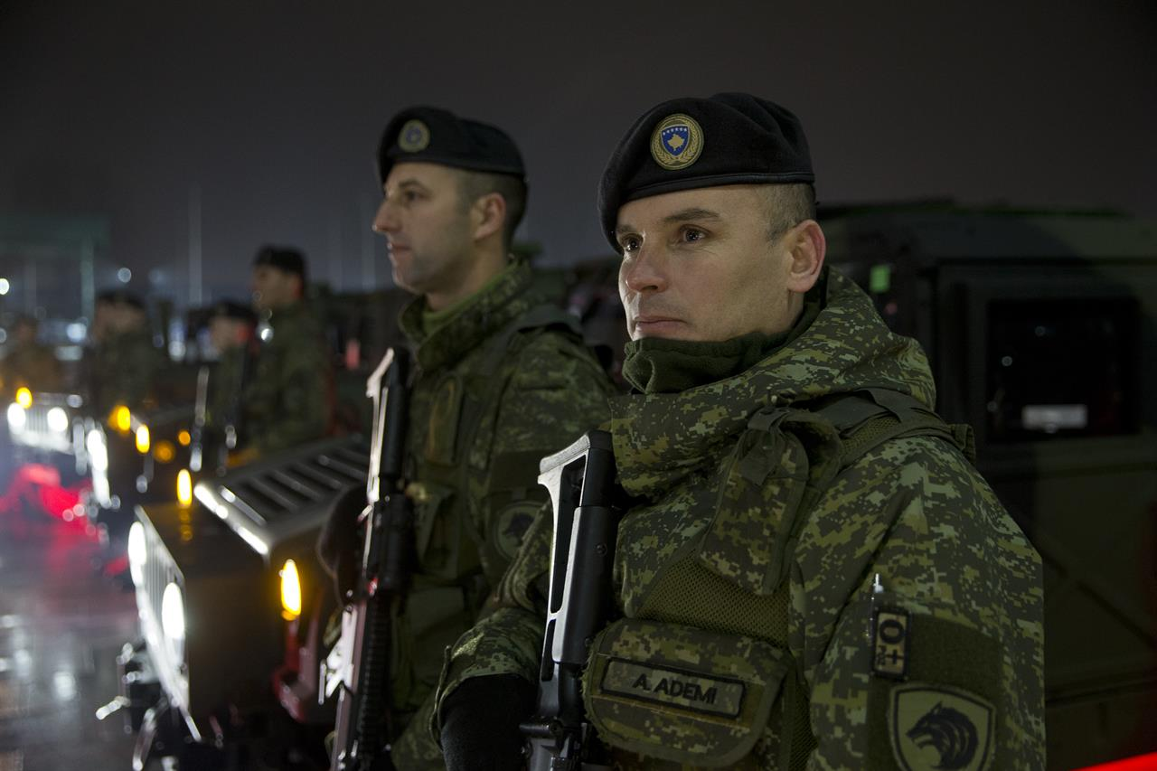 Kosovo President Decision To Form Army Irreversible