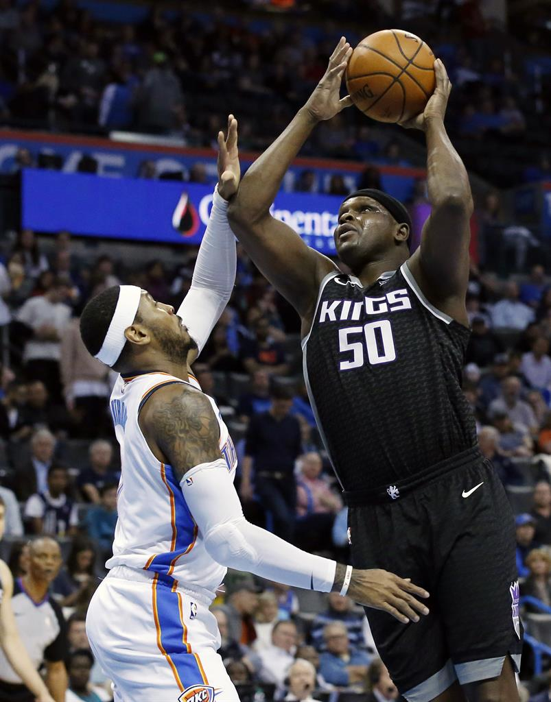 Image result for Westbrook's 20th triple-double leads Thunder past Kings