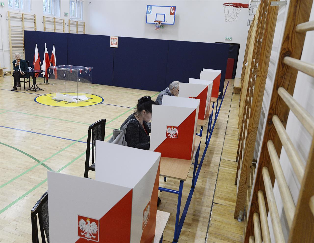 Poland S Ruling Party Declares Victory In Divided Nation