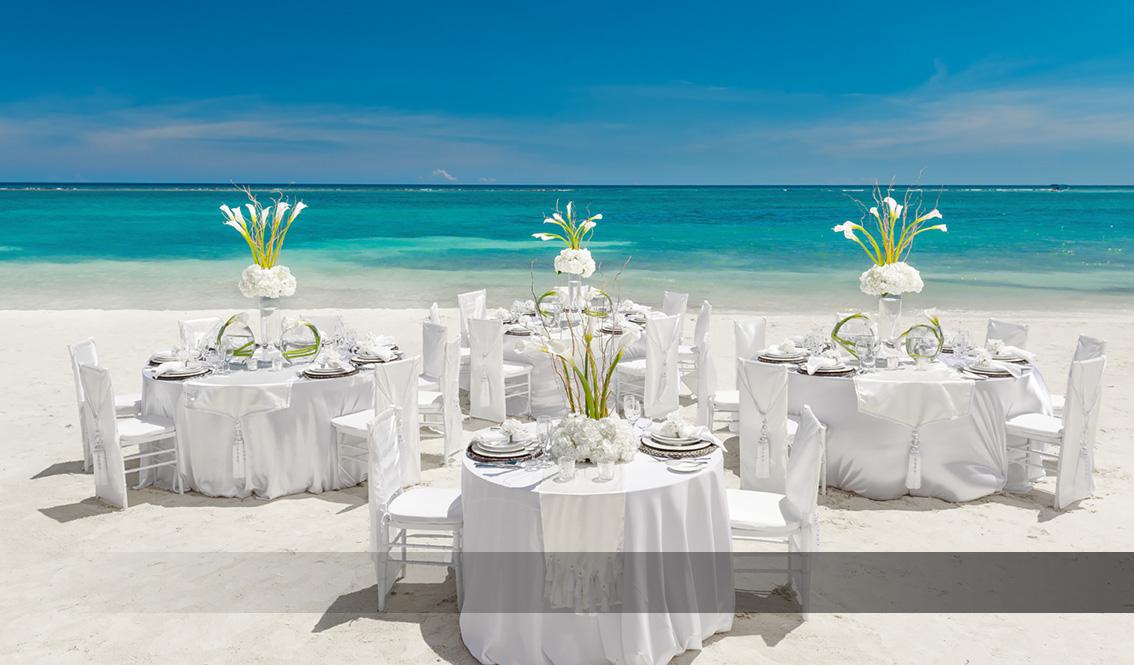 Beach Destination Wedding Packages
