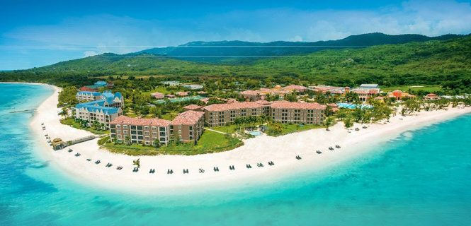 Destination Weddings All Inclusive Couples Resorts Jamaica Wedding Cake