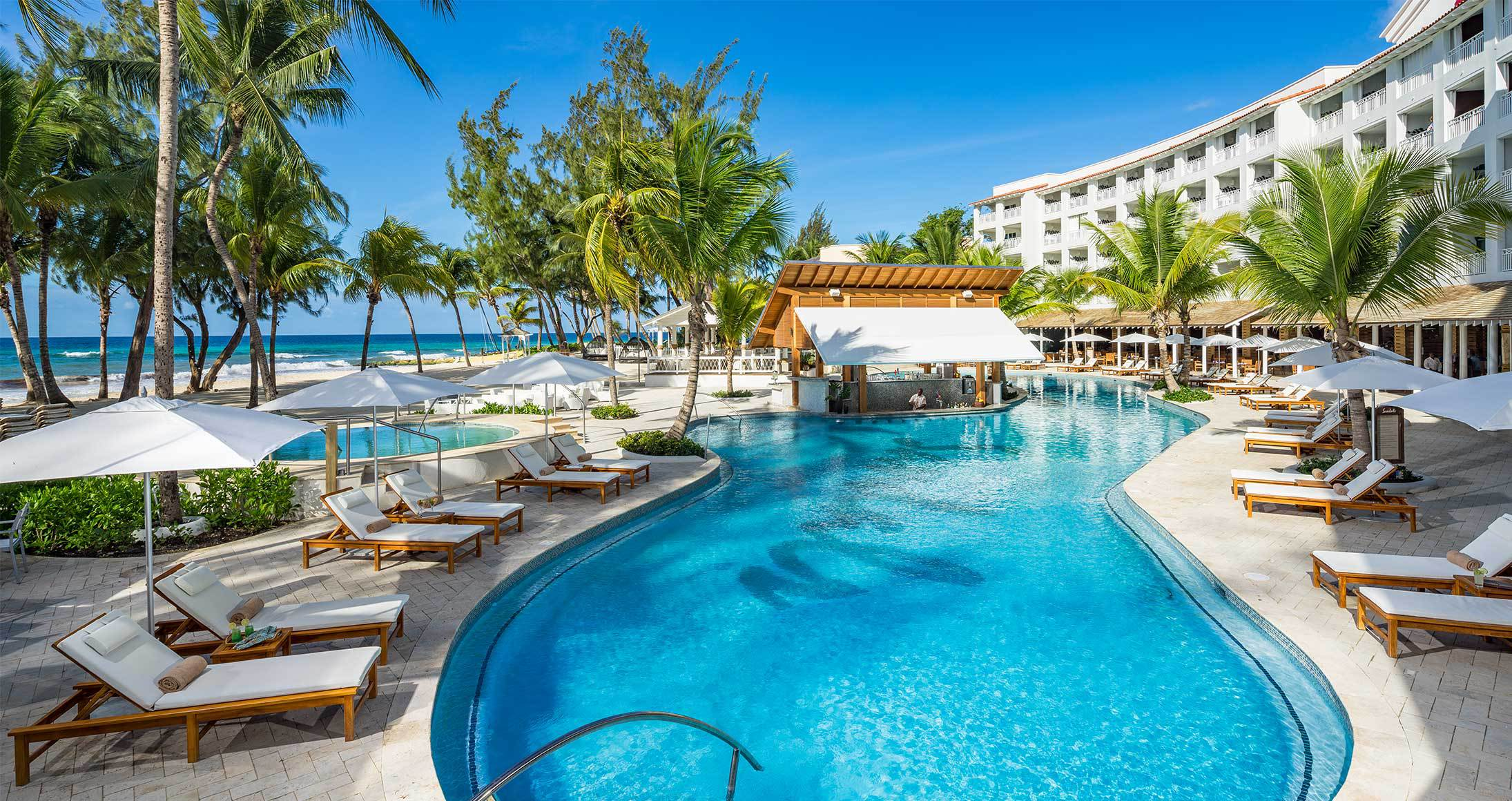 Sandals Barbados All Inclusive Resort In St Lawrence