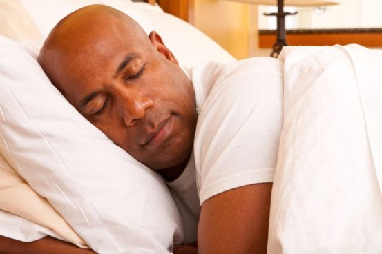 The study reveals that triple therapy for COPD improves lung function during sleep