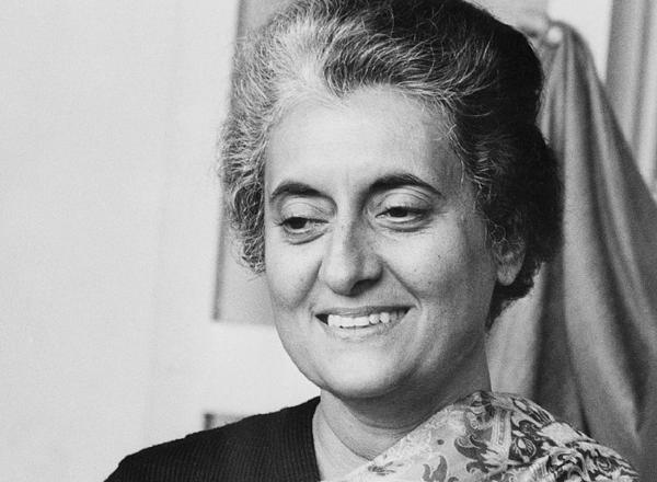 (Indira Gandhi)