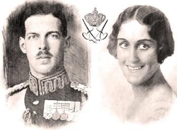 Αλέξανδρος Α' - Ασπασία Μάνου