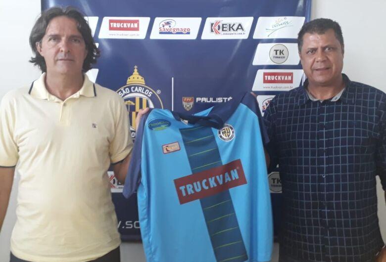 Carlinhos Alves assume comando técnico do São Carlos na A3