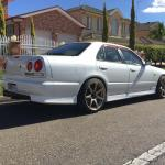Nissan Skyline R34 Turbo Sedan 5sp Manual For Sale For Sale Private Whole Cars Only Sau Community