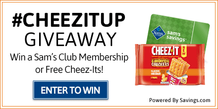 CheezItUp Giveaway