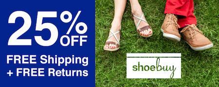 Shoebuy 25% Off
