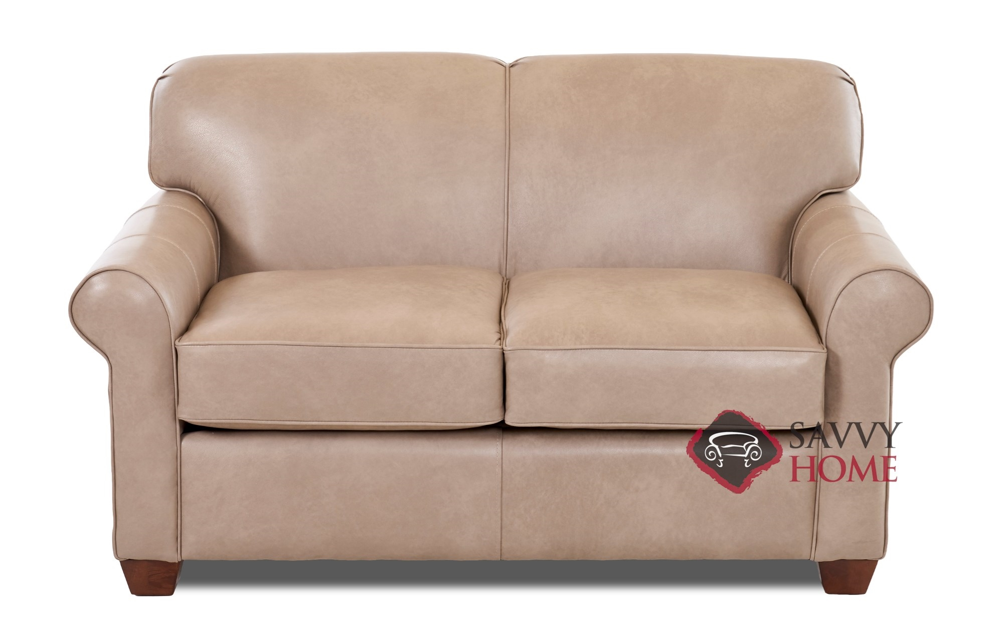 Calgary Leather Sleeper Sofas Twin By Savvy Is Fully Customizable By You Savvyhomestore Com