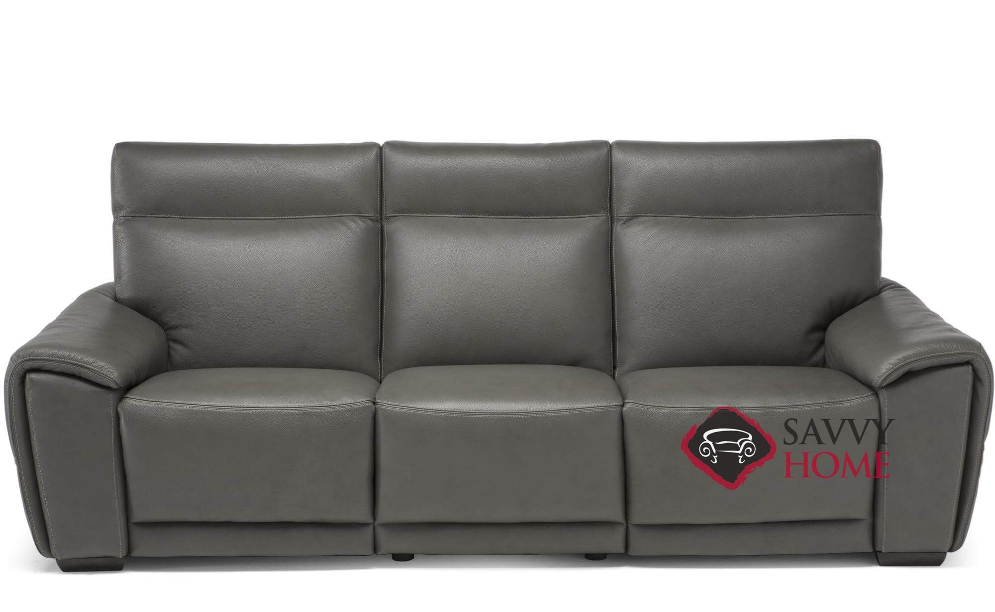 With a good deal on furniture, you not only stand to save m. Rispetto (C048) Leather Reclining Sofa by Natuzzi is Fully ...