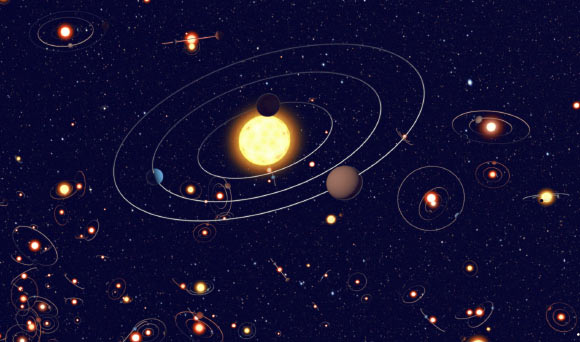 NASA's K2 Mission Discovers 95 New Extrasolar Planets ...