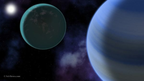 Kepler 1625b Has Neptune-Sized Moon, Astronomers Say ...