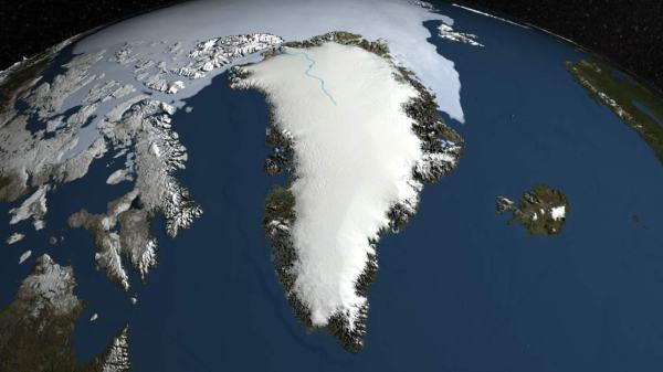 Scientists Discover Giant Canyon beneath Greenland Ice ...