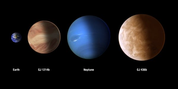 GJ 1214b, GJ 436b: Astronomers Reveal Weather on Two ...