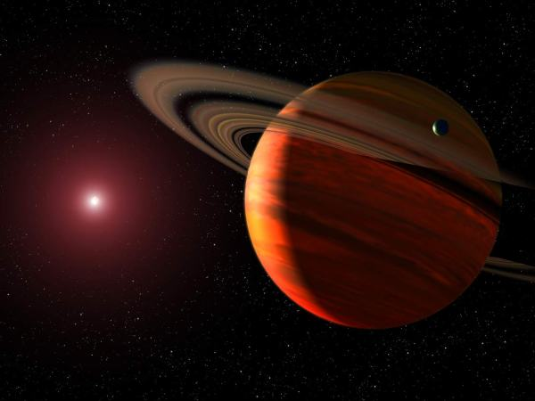 HATS6b Astronomers Discover Strange Saturnlike