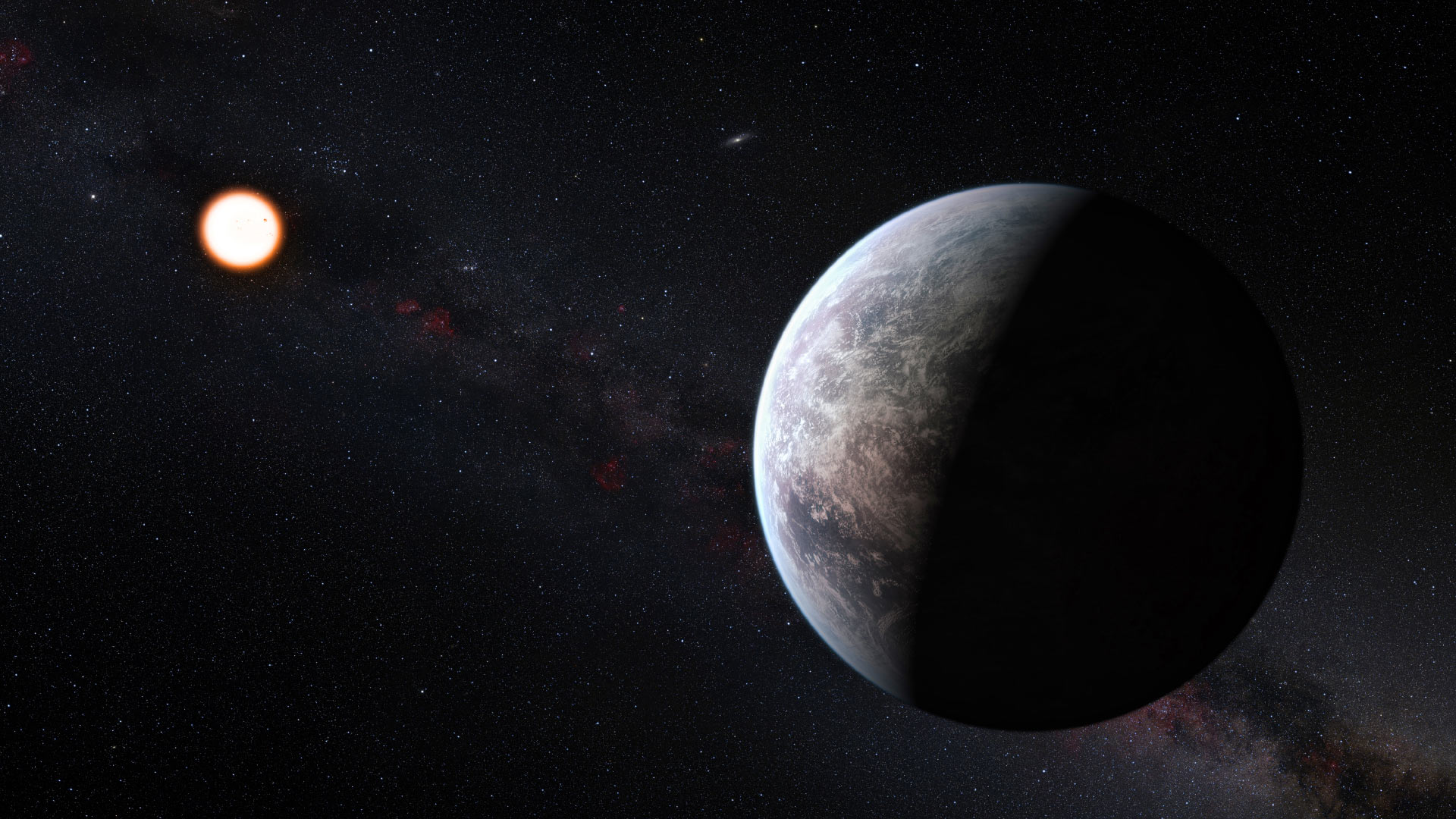 Astronomers Find Super Earth With Mercury Like Composition K2 229b