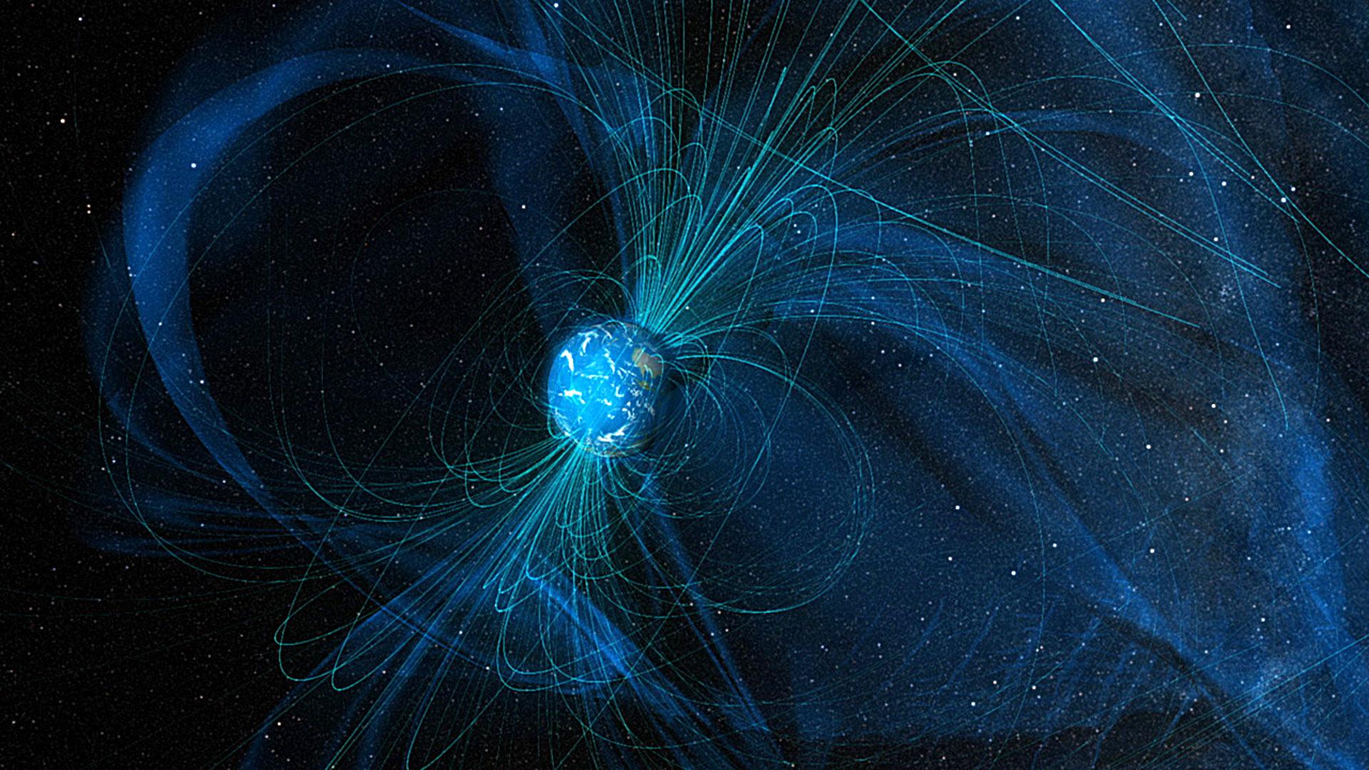 Earth S Magnetic Field Can Switch Direction 10 Times