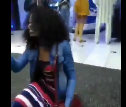 Lady Slaps Boyfriend For Refusing Her Proposal After Dating Her For 6 Years 2