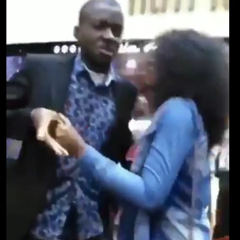 Lady Slaps Boyfriend For Refusing Her Proposal After Dating Her For 6 Years 3