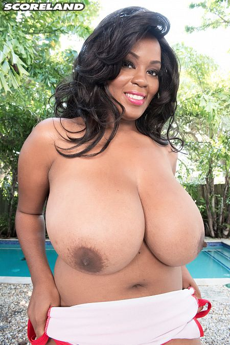 Beautiful Oiled Breasts