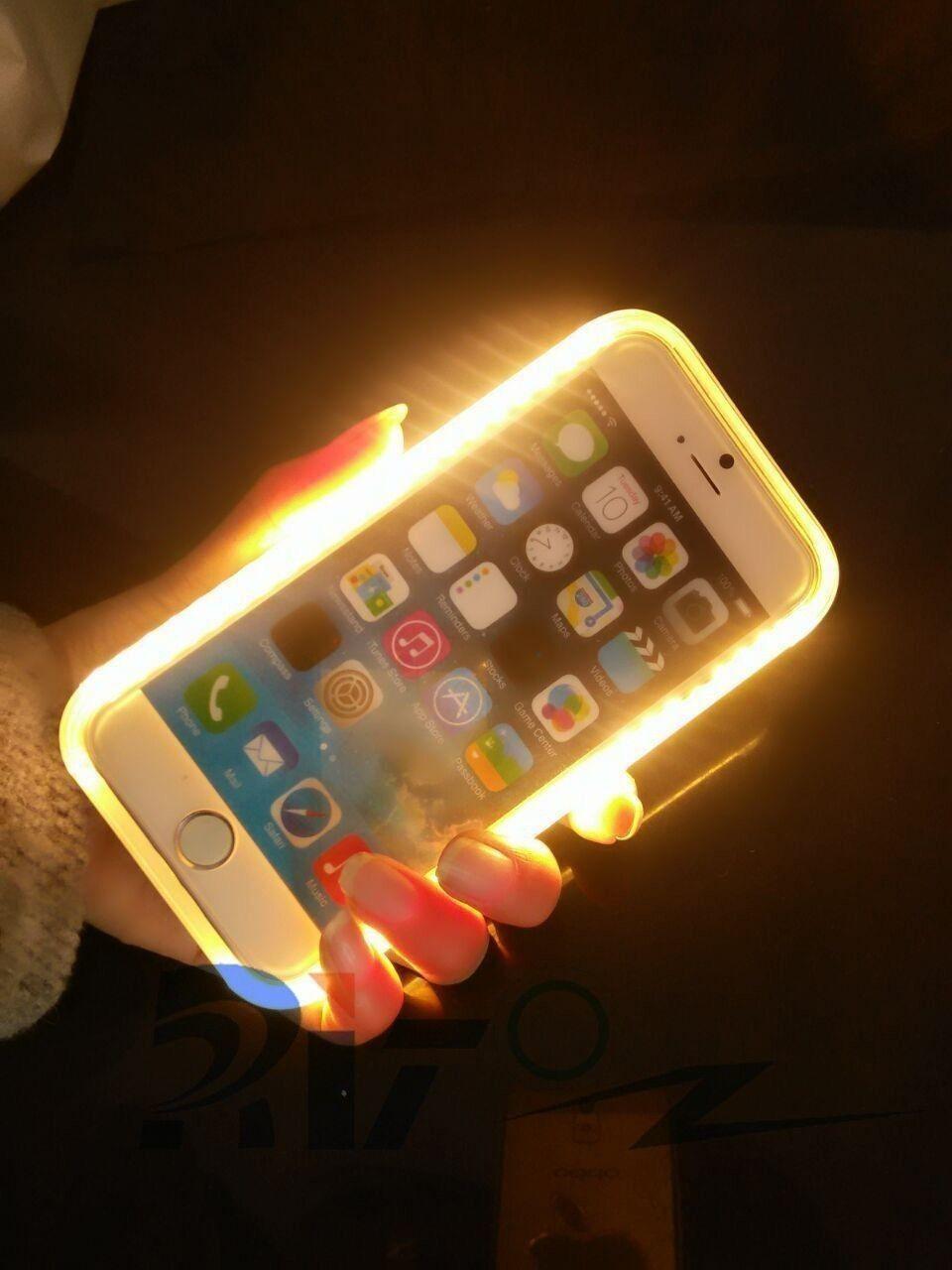 Ring Light Phone Case