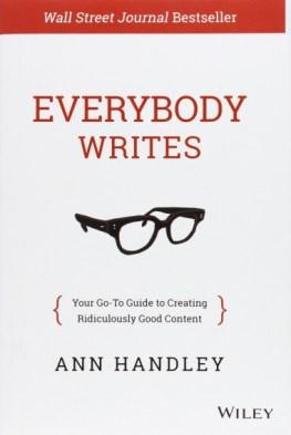 Reviewing'Everybody Writes' in #SEJBookClub   SEJ
