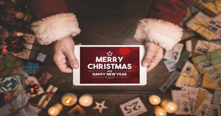 5 Digital Alternatives To Paper Christmas Cards SEJ