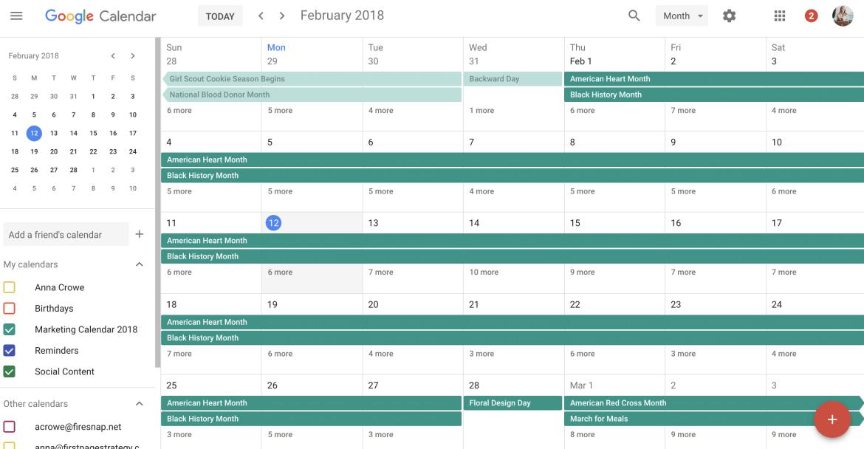 seo-project-management-google-calendar