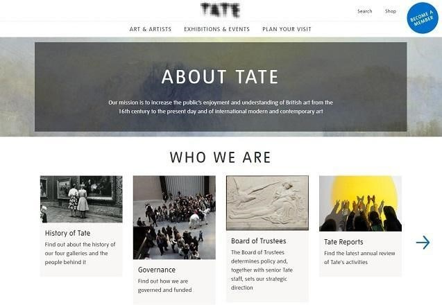 25 creative amp engaging examples of about us pages on About Us id=35392