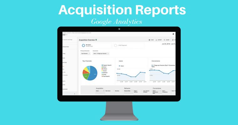 تقرير شراء جوجل التحليلات