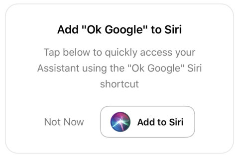 Google Assistant on iPhone is Now Easier Than Ever to Activate