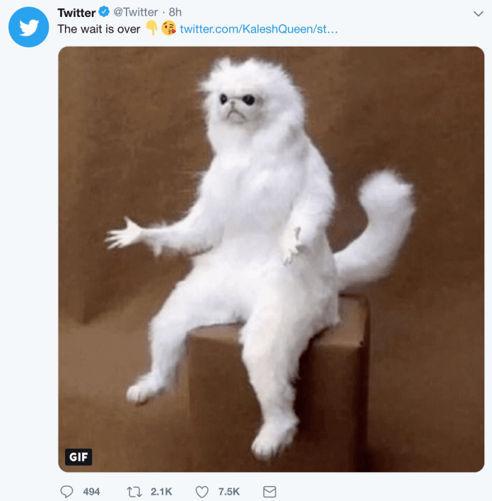 Twitter Lets Users Add Photos, Videos, and GIFs to Retweets