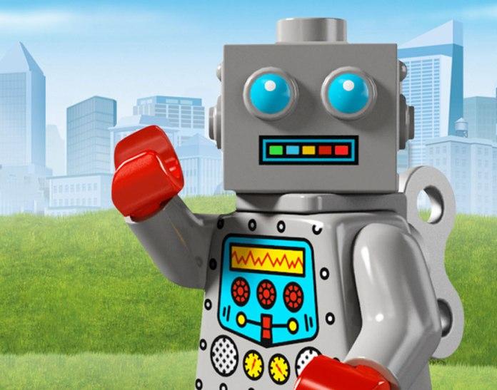 ralph the lego facebook chatbot