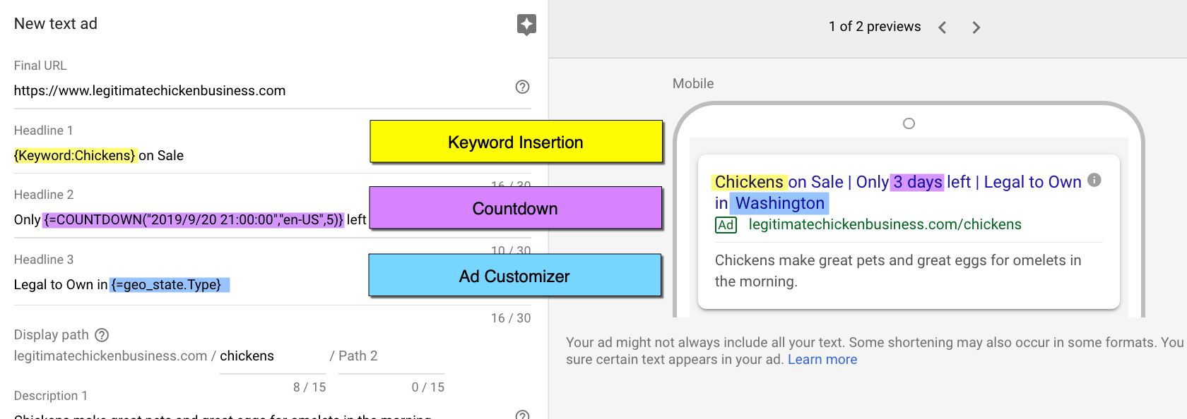 A Guide to Every Automated Google Ad Type