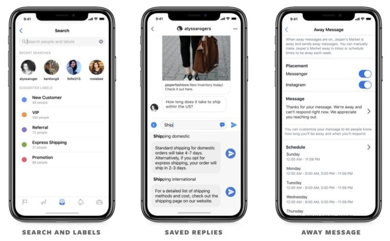 Facebook Launches New Tools to Help With Holiday Marketing