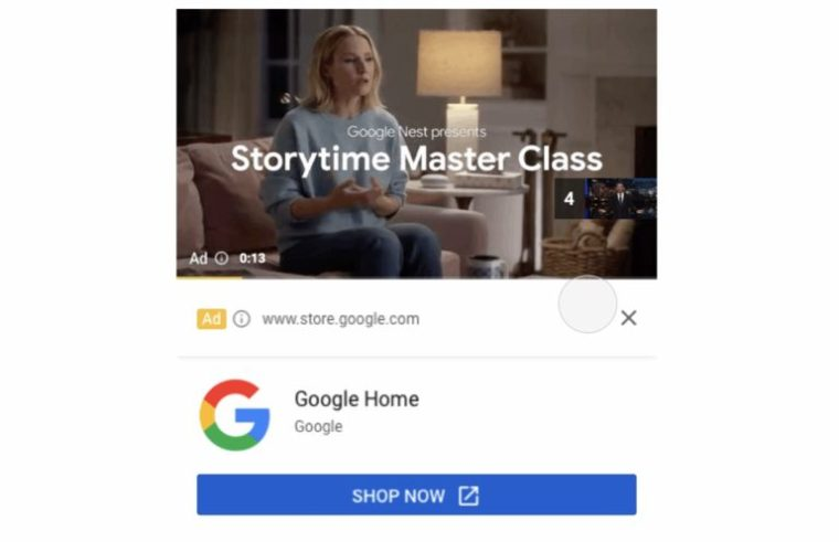 Google Rolls Out New Extensions for YouTube Ads
