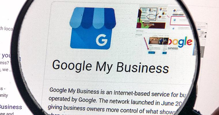 Google My Business Optimization considerado el servicio de marketing local más valioso